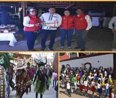Carnaval santiago tulantepec
