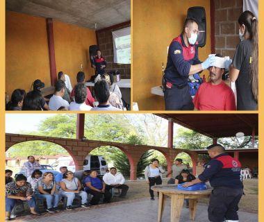 Curso primeros auxilios a empresas turisticas
